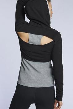 0ec01b07731e8 Love the breather cut-out    Coiba Jacket - Fabletics. Truly athletic