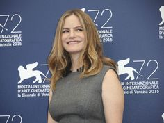 Actress Jennifer Jason Leigh poses during the photo call for the animated film 'Anomalisa' at the 72nd edition of the Venice Film Festival in Venice, Italy on Tuesday, Sept. 8, 2015. Jennifer Jason Leigh gives voice to a character in the film and will be appearing later this year in Quentin Tarantino's film 'The Hateful Eight.'   Joel Ryan, IInvision/AP