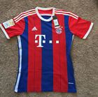 For Sale - Bayern Munich Home 14/15 Jersey Large - See More at http://sprtz.us/BayernEBay