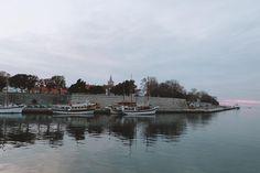 Im here Zadar - - - -  #PondjungRealtime #Zadar #Sunset #Pier #Boat #Sail #Pink #Twilight #Croatia #CroatiaFullofLife #Winter #Snow #Sea #Ocean #Sky #White #Blue #Tree #Snowman #NationalPark #Croatian #Hrvastka #Sun #Shade #Light #Shadow #VSCO #VSCOCam