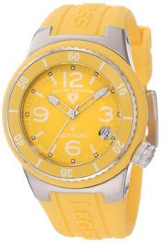 Swiss Legend Women's 11840P-07 Neptune Yellow Dial Yellow Silicone Watch Swiss Legend http://www.amazon.com/dp/B00AQAUTKK/ref=cm_sw_r_pi_dp_XpU-tb0Z87NBM