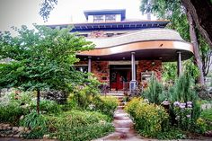 Pueblo, Colorado - Rusted Poppy Inn