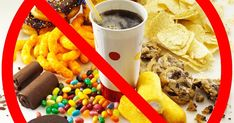 what not to eat