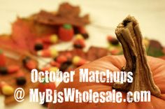 Here are some spooky savings for October! Check out these matchups!