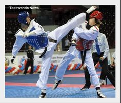 #Taekwondo.