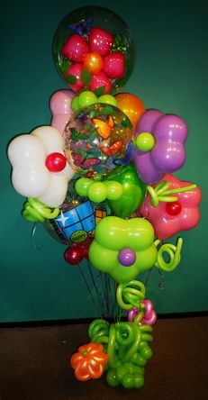 30 Best Balloon Helium Bouquet Images