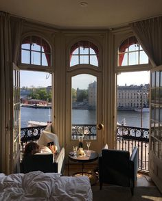 Grantaire, Éponine, and Gavroche's apartment