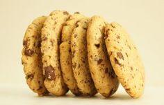 A culpa é das bolachas!: Bolachas de Manteiga de Amendoim e Chocolate (Aprovadas)