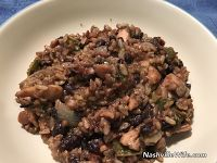 My recipe for traditional Mayan rice