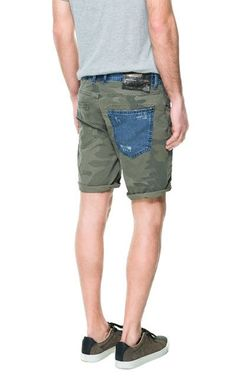 Denim Flats, Denim Shorts, Boys Joggers, Sport Pants, Jeans Style, Bermuda Shorts, Kids Outfits, Mens Fashion, How To Wear