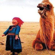 Rir é o melhor remédio. Always.