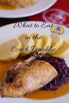 What to eat in the Czech Republic  #VisitCZ #CzechFood #CzechWine #CzechRepublic