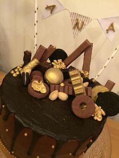 Chocolate cake Tentacion