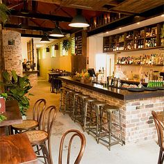Enjoy woodfired pizza, tapas and more at the Bondi Hardware restaurant and bar.