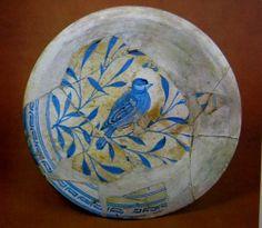timur-i-lang:  Timurid pottery, Samarkand, 15th century.   ]]>
