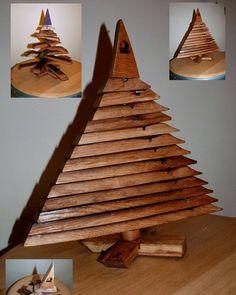 Recycled Art: I think Christmas may just be around the corner.... #recycledart #artdelabarrique #winebarrelart #stave #oak #chêne #douelle #artisanart #createur #handmade #amazonhandmade #HandmadeAtAmazon #France #monbeausapin #christmastree #marchesdenoel  #christmasmarkets #bespoke #noel #sapin #tree #decoration #winelover  #madeinoccitanie http://ift.tt/2iE7pnV