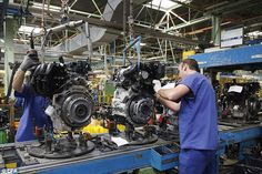 Ford engine plant, #Dagenham