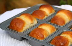Thermomix recipe: Soft Potato Rolls · Tenina.com