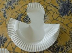 Preschool Summer Bird Craft: Paper Plate Seagull - Home - Easy, Fun & Free Things to Do With Kids