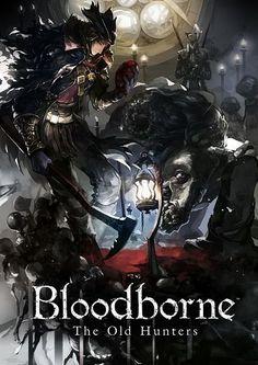 bloodborne by hexaoyama on DeviantArt Bloodborne Game, Bloodborne Concept Art, Dark Blood, Old Blood, Dark Fantasy, Fantasy Art, Arte Dark Souls, Software Art, Soul Game