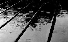 Download black wood rain photography wide - Fullsize Wallpaper