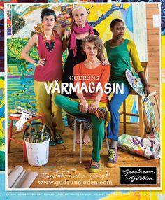 Gudrun Sjödén Catalogue - Spring extra 2014