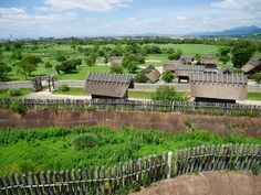 Time Travel To Yayoi Era!  Ancient Ruins With Full Of Historical Romance