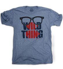 GV Art and Design - Major League Rick Vaughn Wild Thing T Shirt