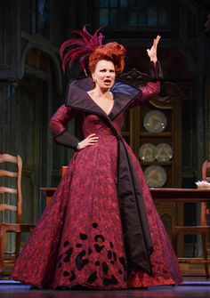 All-New Photos of Carly Rae Jepsen and Fran Drescher in Cinderella on Broadway - Photo Flash - Feb 11, 2014
