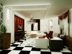 Top lighting and colour design ideas for private residence interior design projects