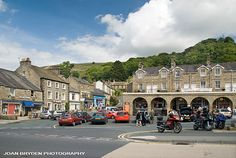 Market Place, Settle, Yorkshire Dales, North Yorkshire, England