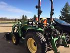 2011 John Deere 3720 with Loader