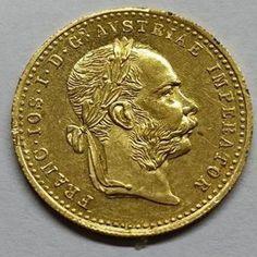 MOEDA DE OURO - 1 DUCADO - PESO: 3,5 GRAMAS - OURO 986..