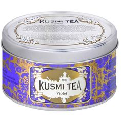 violet tea is as delicious as those vintage violet candies!