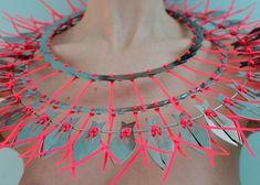http://wearableweapons.com/weapons Carrie Mae Rose - wearable weapons - razors & zip ties 2011-2013 -