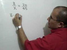 Regla de Tres Simple Directa Problema 2: Julio Rios soluciona un problema usando la Regla de Tres Simple Directa.