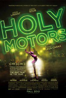 Holy Motors (2012)   There was another movie in 2012 which featured a limo quite prominently, that was better than this one. In awe of Denis Lavant, he munched on flowers for crying out loud.