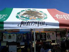 Pierce The Veil merch tent. Mexicore for life