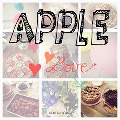 B-day bash recipe # 3 ::: Dutch Apple - Rhubarb pie.  http://fortheloveoftaste.wordpress.com/2013/07/02/dutch-apple-pie-with-rhubarb/