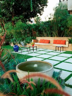 20 Ways to Make a Small Garden Seem Bigger | Types of Gardens and Garden Style | HGTV