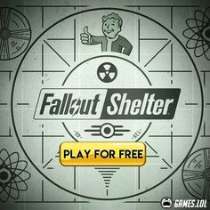 Manage your Dwellers' strengths! Create a team that's composed of versatile skills, and you'll go far in the Wasteland of Fallout Shelter Online. #FalloutShelterOnline #FalloutShelterOnlineFree #FalloutShelterOnlinePC #FalloutShelterOnlineDownload #FalloutShelterOnlineGame Play Fallout, Online Games, A Team, Shelter, Create