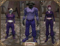 Northweave Purple clothes #EQ2