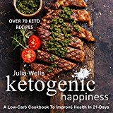 Ketogenic Happiness: A Low-Carb Cookbook To Improve Health In 21-Days (Over 70 Recipes) - http://www.painlessdiet.com/ketogenic-happiness-a-low-carb-cookbook-to-improve-health-in-21-days-over-70-recipes/