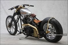 AMD World Championship, El Camino 666 from HD Riders, bike details & gallery
