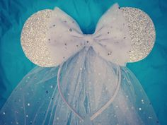 Hey, I found this really awesome Etsy listing at https://www.etsy.com/listing/213087525/disney-minnie-mouse-ears-with