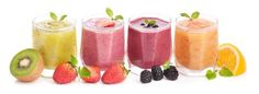 Mix-n-Match Smoothie Recipes - you're sure to find some combinations that fit, will need to check protein powder ingredients
