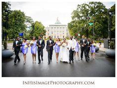 Raleigh wedding photography, DaJuan Jones
