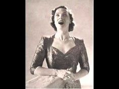 Kathleen Ferrier - Handel - Semele - Where 'er You Walk.flv - YouTube