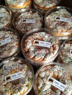 Mini King Cake  Contact us for packaging options.