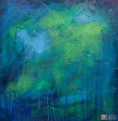 Image result for single colour abstract art